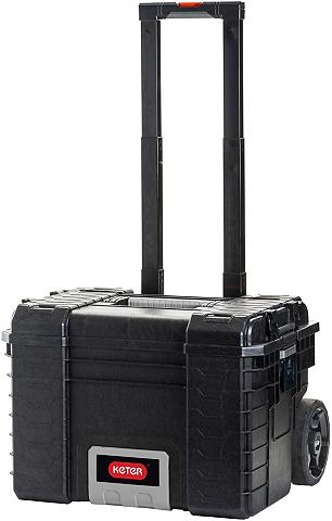 Meistro įrankių lagaminėlis ant ratukų...