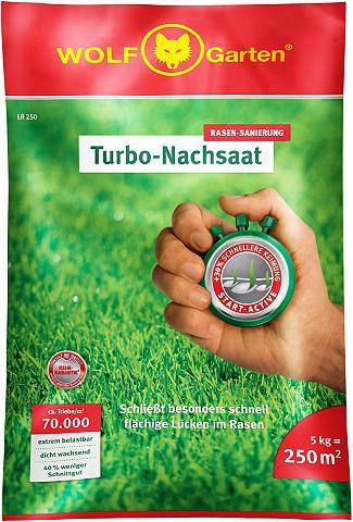 WOLF GARTEN Wolf-Garten Nachsaatrasen »Turbo« 5 kg...