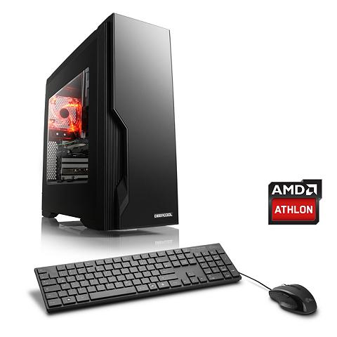 Gaming PC | AMD Athlon X4 880K | Ge Fo...
