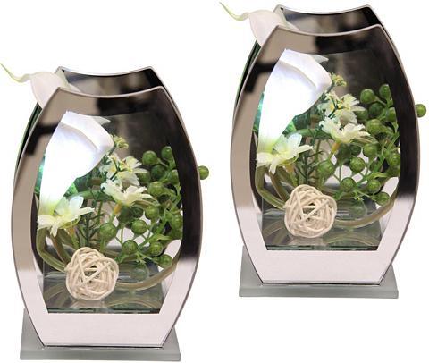 Dirbtinis augalas »LED-Calla« (2 vnt.)...