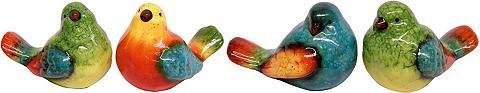 I.GE.A. Gyvūnų figūrėlė »Vogel« (4 vnt. rinkin...