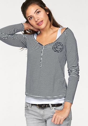 Marškinėliai ilgomis rankovėmis »Ocean...