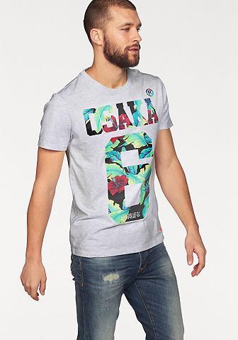 Marškinėliai »OSAKA HIBISCUS TEE«