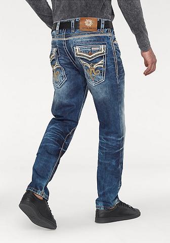 Cipo & Baxx Laisvo stiliaus džinsai »O...
