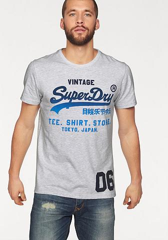 Marškinėliai »SHIRT SHOP FADE TEE«