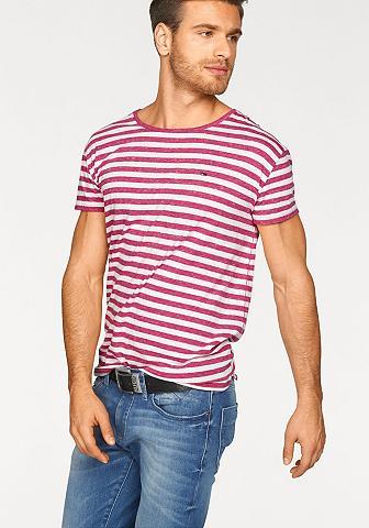 Marškinėliai »THDM BASIC dryžuotas CN ...