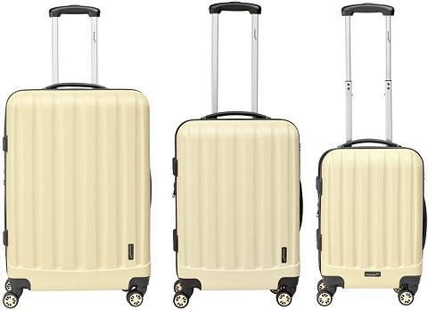 Packenger Trolleyset »Velvet« 4 ratukai (Set 3 t...