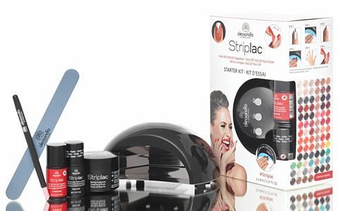 ALESSANDRO INTERNATIONAL »Striplac Starter Kit« Nagų dailės rin...