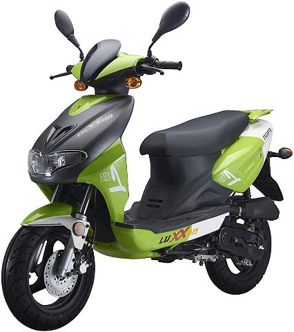 LUXXON Mofaroller 50 ccm 25 km/h »Exceptio«