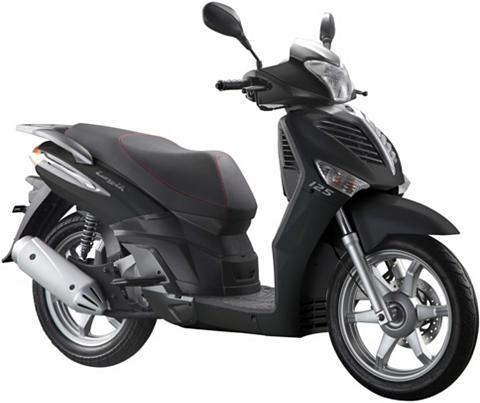 Leichtkraftroller 125 ccm 90 km/h