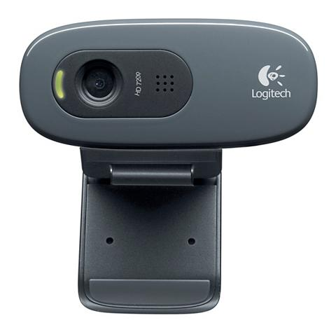 LOGITECH WEB kamera »HD WEB kamera C270«