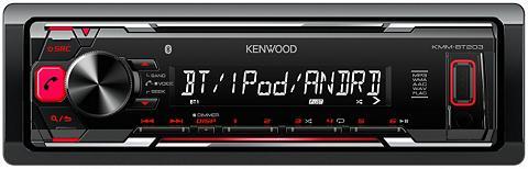 1-DIN auto magnetola su Bluetooth
