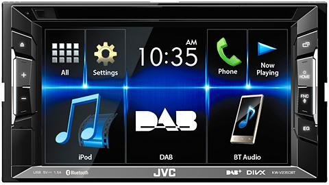 JVC 2-DIN Auto magnetola su BLUETOOTH® bel...