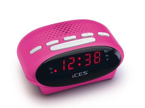 LENCO / i CES - FM radijas su laikrodžiu / R...
