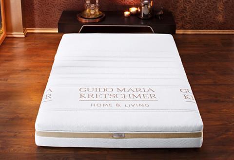 GUIDO MARIA KRETSCHMER HOME & LIVING Spyruoklinis čiužinys »Body Premium TF...