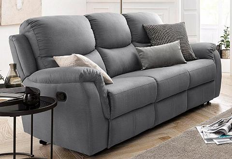 ATLANTIC home collection 3-Sitzer su Relaxfunktion ir Federkern...