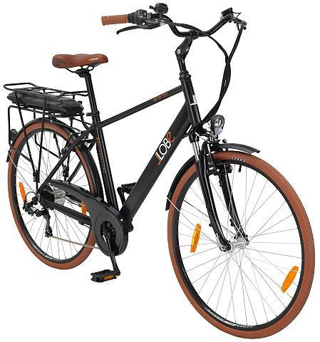 Elektrinis dviratis City Herren »Metro...