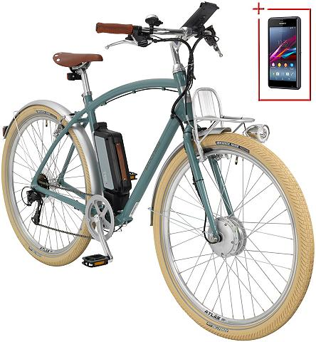 Elektrinis dviratis City Herren »Navig...