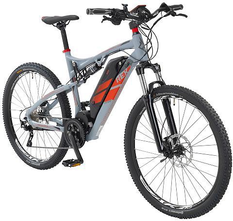 REX Elektrinis dviratis kalnų dviratis »Be...