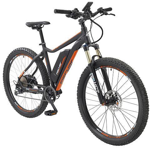 Elektrinis dviratis kalnų dviratis