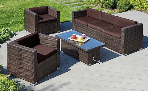Sodo baldų komplektas »Bari Deluxe« 14...