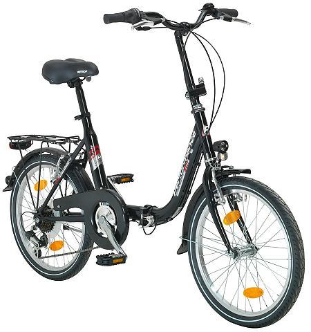 Sudedamas dviratis »Wien« 20 Zoll 6 Ga...