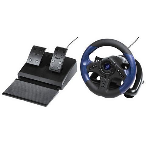 HAMA PC Vairas Lenktynės Žaidimų Wheel uRag...