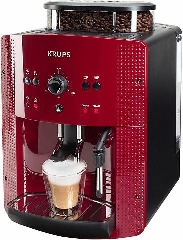 Krups Kaffeevollautomat EA8107 su Kegelmahlw...