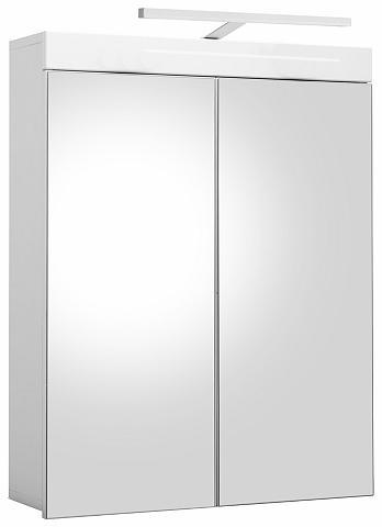 TRENDTEAM Spintelė su veidrodžiu »Amanda« su LED...