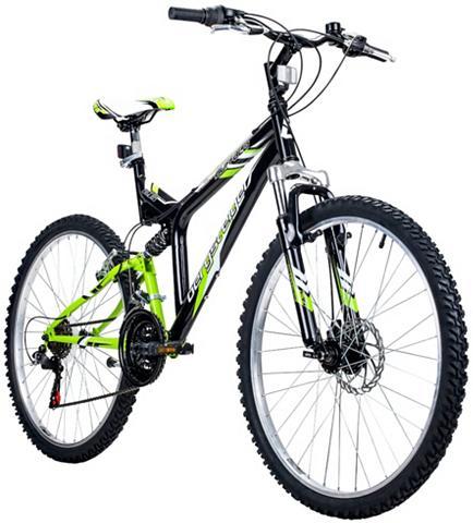 BERGSTEIGER Kalnų dviratis »Buffalo« 26 Zoll 18 Ga...