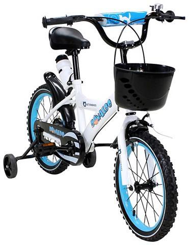 ACTIONBIKES MOTORS Vaikiškas dviratis »Donaldo« 16 Zoll 1...