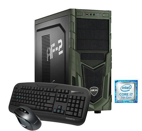 PC Intel® i7-7700 16GB SSD+HDD Ge Forc...