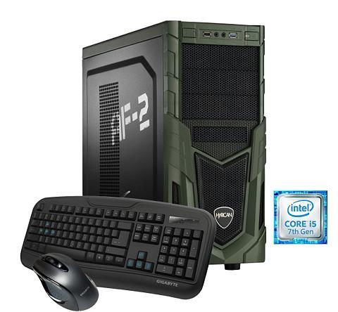 PC Intel® i5-7400 8GB SSD+HDD Ge Force...