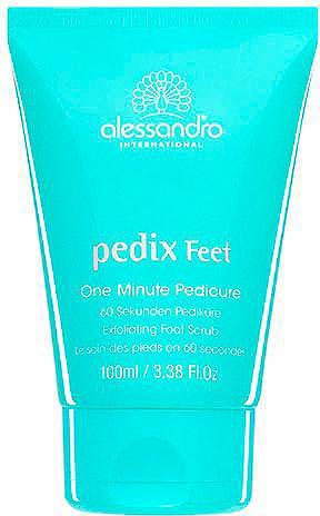 »Pedix One Minute Pedicure« Fußpeeling...