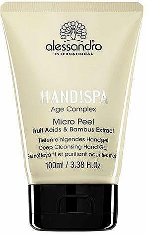 »Handspa! Age Complex Micro Peel« Hand...