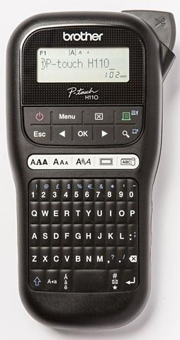 Beschriftungsgerät »P-touch H110 Handh...