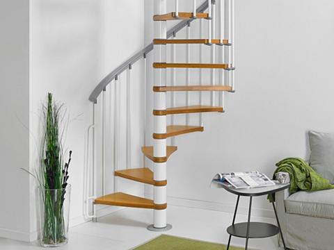 Sraigtiniai-spiraliniai laiptai »Zip-O...