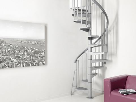 Sraigtiniai-spiraliniai laiptai »Nice ...