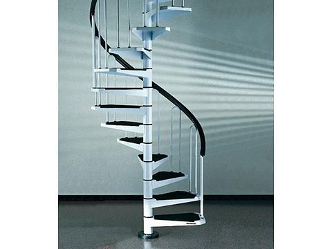 Sraigtiniai-spiraliniai laiptai »AF26«...