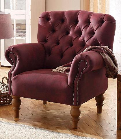 Fotelis »Lord« su echter Chesterfield-...