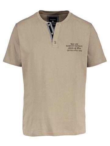 Marškinėliai su sagos