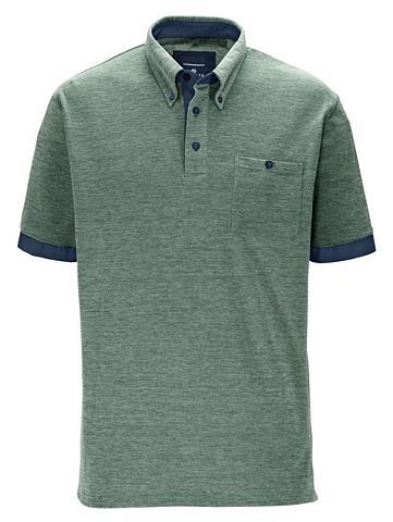 Polo marškinėliai su Button-Down-Krage...