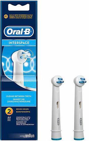 Oral B Aufsteckbürsten »Interspace«