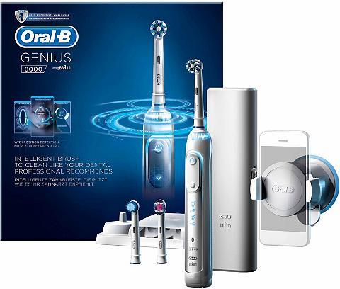 ORAL-B Elektrinis Dantų šepetėlis Genius 8000...