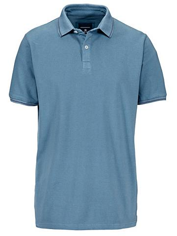 Polo marškinėliai in vorgewaschener Qu...