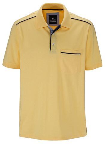 Polo marškinėliai su Webbesatz