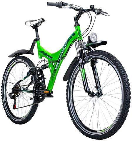 BERGSTEIGER Kalnų dviratis »Memphis« 26 Zoll 21 Ga...
