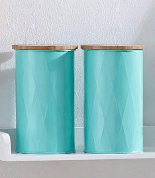 Dėžutės maistui su Bambukinis dangteli...