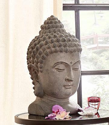 HOME AFFAIRE Dekoratyvinė figurėlė »Buddha Kopf«