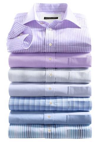 MAXCLUSIV Marškiniai trumpomis rankovėmis in pad...